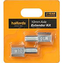 image of Halfords Stabiliser Extender Bolts - 10mm