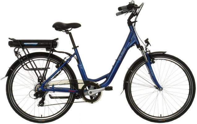 Pulse ZL2 Electric Hybrid Bike - 44...