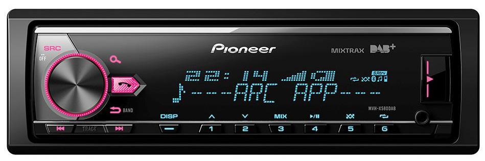 Pioneer MVH-X580DAB Car Stereo
