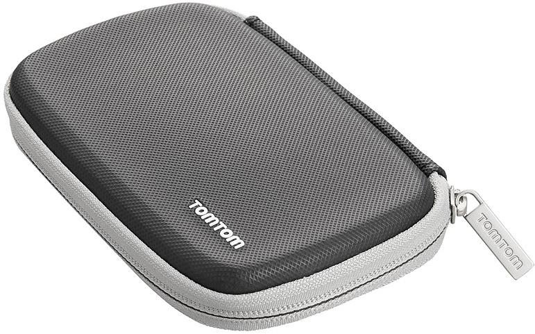 """TOMTOM Classic 5"""" Carry Case - Black, Black lowest price"""