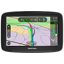 "image of TomTom VIA 52 5"" Sat Nav with UK and European Maps"