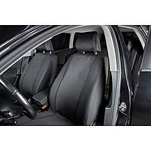 image of Halfords Seat Covers Full Set Black