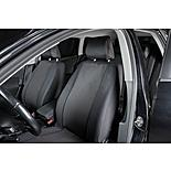 Halfords Car Seat Covers Front Pair Black