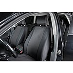 image of Halfords Car Seat Covers Front Pair Black