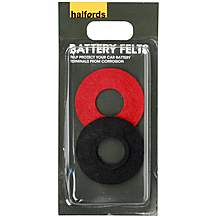 image of Halfords Battery Terminal Anti Corrosion Pads