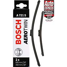 image of Bosch A721S Wiper Blades - Front Pair