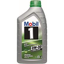 image of Mobil 1 ESP 0W-30 Fully Synthetic Oil