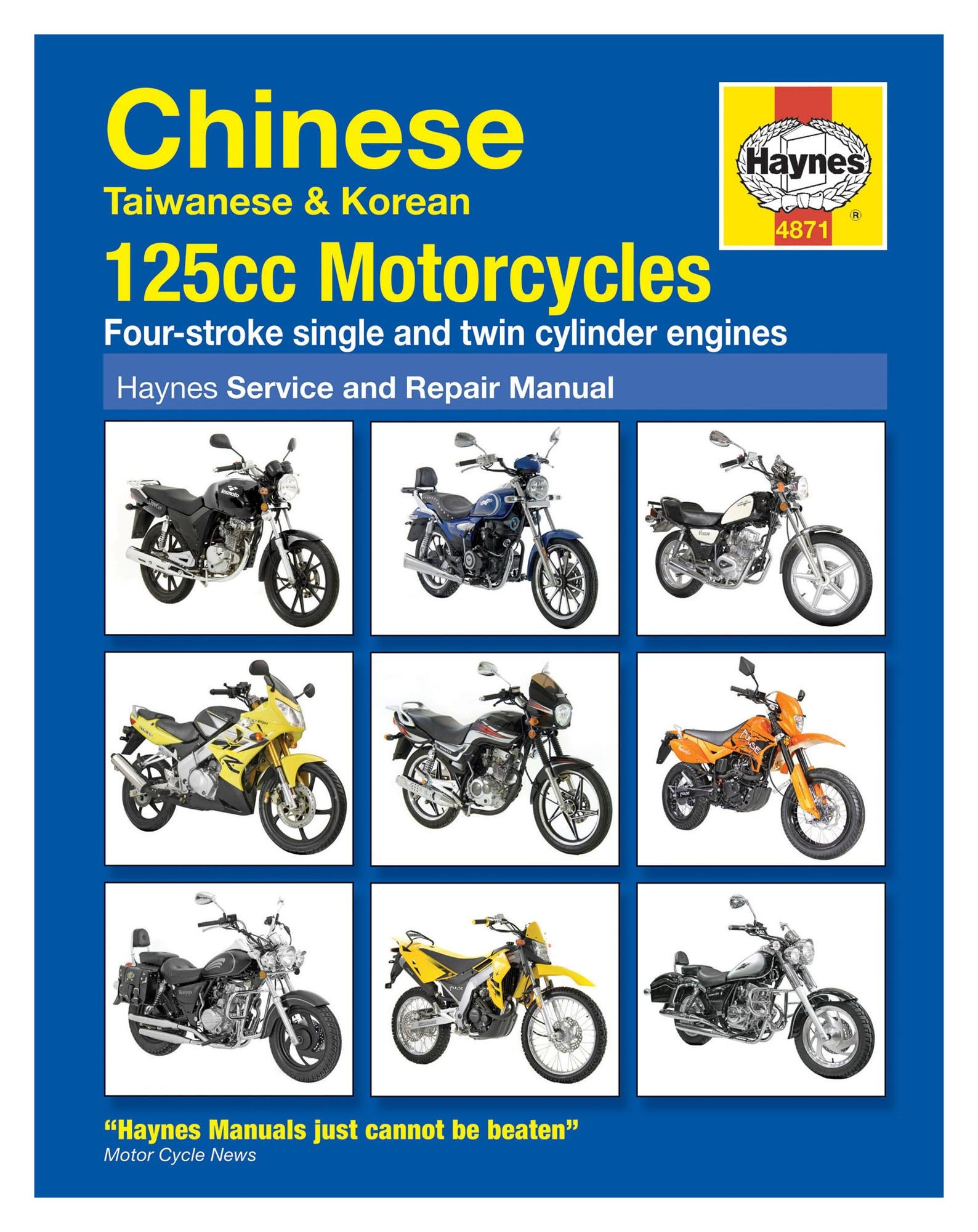 haynes chinese taiwanese korean rh halfords com Aluminum Motorcycle Guide Chicagoland Motorcycle Guide