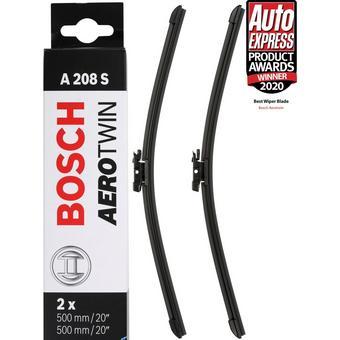 Fits Vauxhall Insignia B//MK2 Hatchback Bosch Superplus Front Wiper Blades
