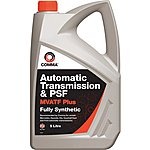 image of Comma ATF & Power Steering Fluid 5L