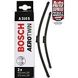 Bosch A310S Wiper Blade - Front Pair