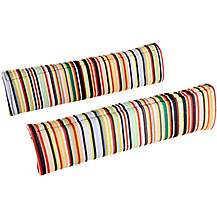 image of Halfords Striped Memory Foam Seat Belt Pads