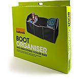 Halfords Organiser With Removable Cooler Bag