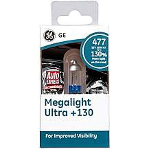 image of GE 477 H7 +130 Brighter Headlight Bulb x 1
