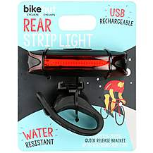 image of Bikehut Rear Strip Bike Light