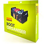 image of Halfords Boot Organiser 60x36x31
