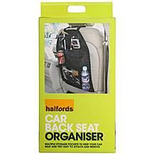 image of Halfords Back Seat Organiser