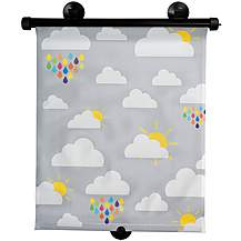 264579: Halfords Roller Sunshades Cloud x2
