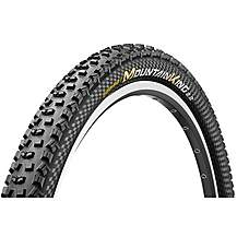 image of Continental New Mountain King Folding Bike Tyre 26x 2.2