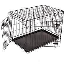 image of RAC Metal Fold Flat Crate Large