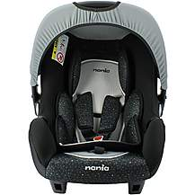 Beone SP FIRST Skyline Baby Car Seat - BLACK