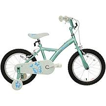 "image of Apollo Sparkle Kids Bike - 16"" Wheel"