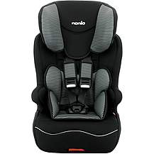 image of Nania Racer Tech Isofix Group 1-2-3 High Back Booster Seat