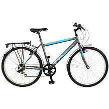 Falcon Explorer Mens Hybrid Bike