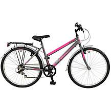 image of Falcon Expression Womens Hybrid Bike