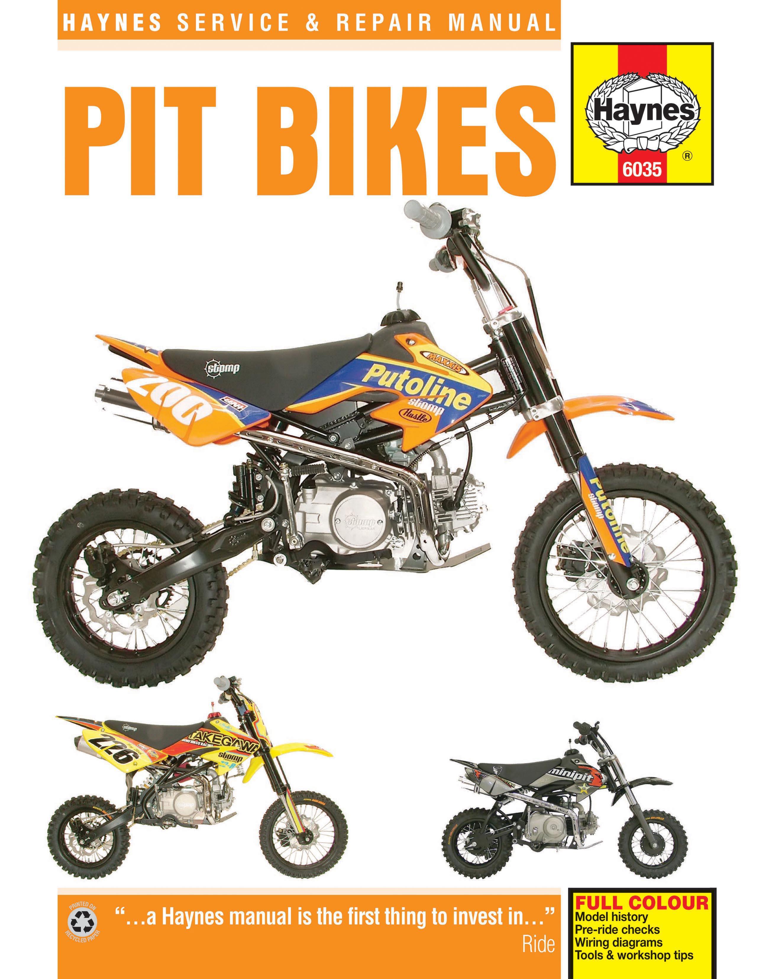 haynes pit bikes manual rh halfords com Zongshen Gs250 Zongshen Parts