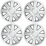 "image of Halfords Essentials 14"" Wheel Trim - Set of 4"