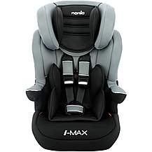 Nania Imax SP Luxe Group 1-2-3 High Back Boos