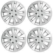 "image of Halfords Atlanta 14"" Wheel Trim - Set of 4"
