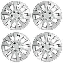 "image of Halfords Atlanta 15"" Wheel Trim - Set of 4"