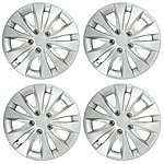 "image of Halfords Atlanta 15"" Wheel Trim - Set of 4"