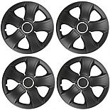"Halfords Metzen 15"" Wheel Trim - Set of 4"