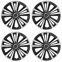 "image of Halfords Portland 14"" Wheel Trim - Set of 4"
