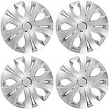 "Jestic 17"" Top Ring Wheel Trim - Set of 4"