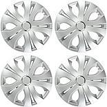 "Jestic 17"" Top Ring Wheel trims - Set of 4"