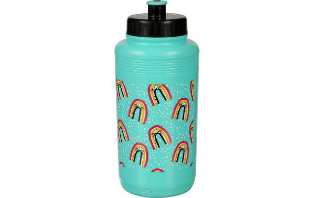 Halfords Rainbow Kids Bike Bottle - 550ml