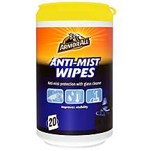 image of Armor All Anti-Mist In Car Wipes