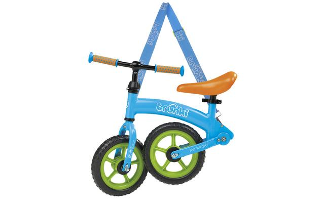 "Trunki Folding Balance Bike - Blue - 10"" Wheel"