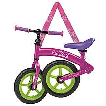 "image of Trunki Folding Balance Bike - Pink - 12"" Wheel"