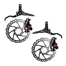 image of Clarks Front & Rear Hydraulic Brakes 160mm Rotors