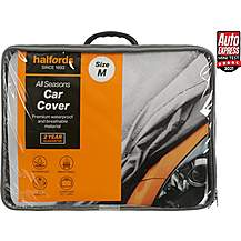 image of Halfords All Seasons Car Cover M
