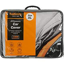 image of Halfords All Seasons Car Cover XL