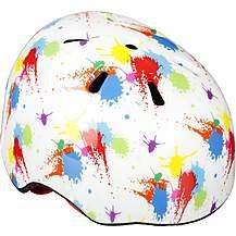 image of Toddler Paint Splatter Skate Helmet (44-50cm)