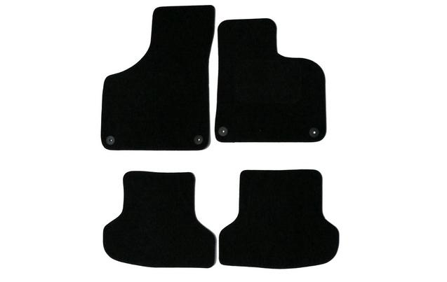 Halfords Fully Tailored Black Mat S