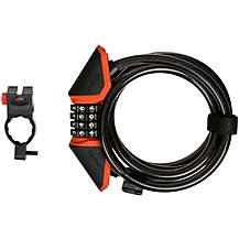 image of Bikehut 180cm Cable Lock with Combination