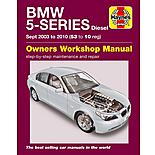 Haynes BMW 5 Series (53-10) Manual